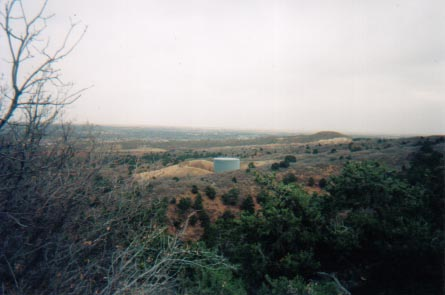The Manitou Water Tank
